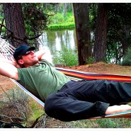 Body by Yoga, Enlightenment by Hammock?